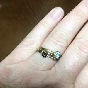 Jewelry - Cute stackable ring